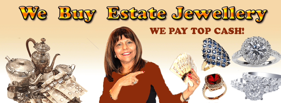we buy estate jewellery