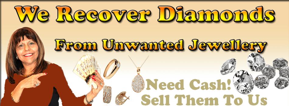 we recover diamonds